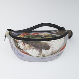 Buddist Food Offering Fanny Pack