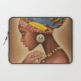 Clutched Pearls Laptop Sleeve