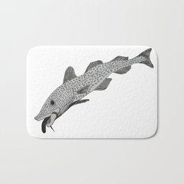 Cod Tongue Bath Mat