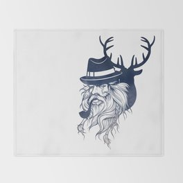 Hunter Throw Blanket