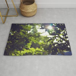 Dreamy forest - Landscape Photography #society6 Rug