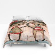 Monkey Love Comforters