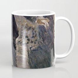 Edouard Manet - Portrait en pied de Faure en Hamlet Coffee Mug