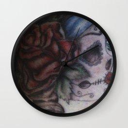 Sugar Ink Wall Clock