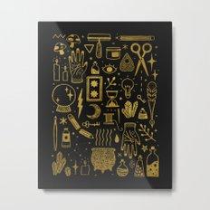 Make Magic Metal Print