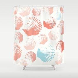 Seashells Shower Curtain
