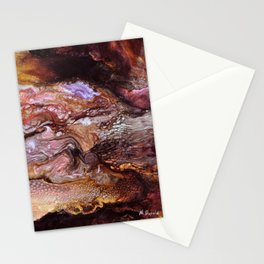Le serpent des ténèbres Stationery Cards