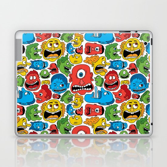 Creeps Laptop & iPad Skin