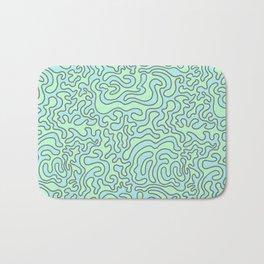 Wacky Pattern Bath Mat