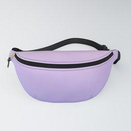 Plain Colors ~ pale pink purple pastel ombre  Fanny Pack