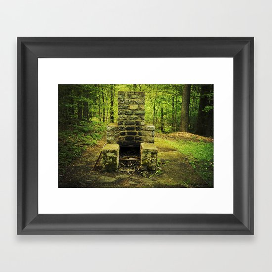 Recreation Framed Art Print