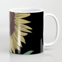 Sunflower laughs Coffee Mug