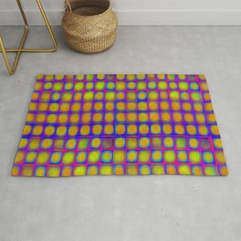 Melted Crayons Rug