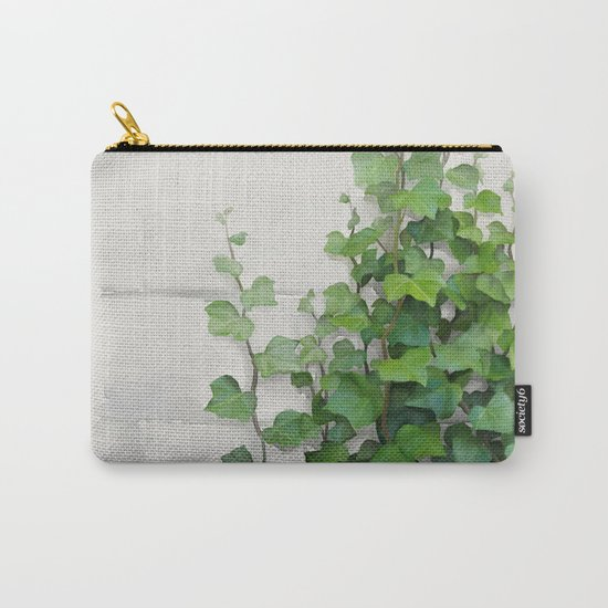 By the wall Carry-All Pouch