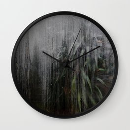 Blur #2 Wall Clock