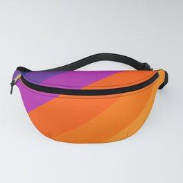 Simple Stripes - Sapphire Fanny Pack