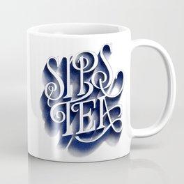 Sips Tea Coffee Mug
