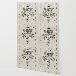 Magical Moth Wallpaper