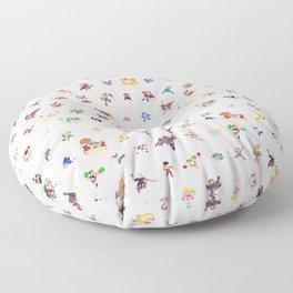 Smashing Floor Pillow