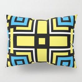 geometric art 3 Pillow Sham