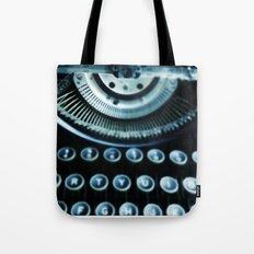 Typewriter Series, Image 1 Tote Bag