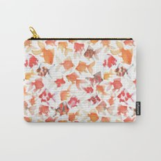 Watercolor Goldfish Carry-All Pouch