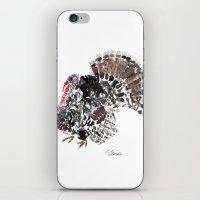turkey iPhone & iPod Skins featuring Turkey by Elena Sandovici