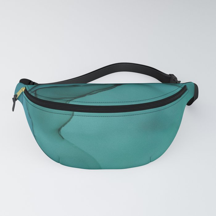 Sea Ink 3 Fanny Pack