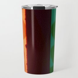 Behind Stained Glass Windows Travel Mug