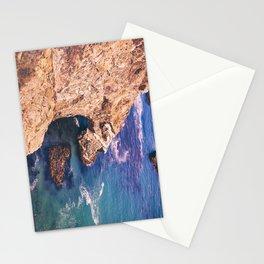 Big Sur California Cliffs Stationery Cards