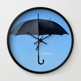 Mary Poppins umbrella Wall Clock