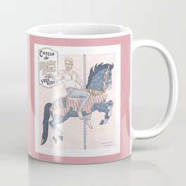 The Brass Ring Coffee Mug