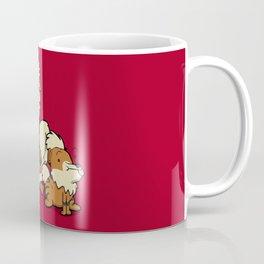 Pokémon - Number 58 & 59 Coffee Mug