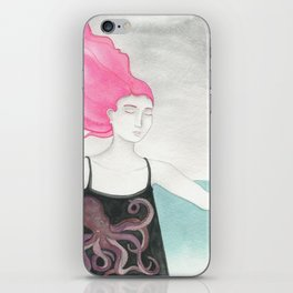 Sea Nymph iPhone Skin