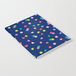 Colourpop Confetti Notebook