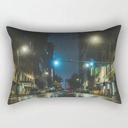 Main- Memphis Photo Print Rectangular Pillow