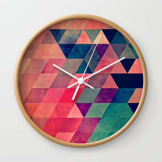 hyt cyryl Wall Clock
