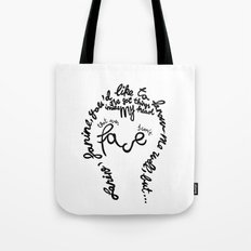 David Bowie - Janine Tote Bag