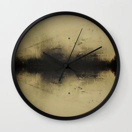 Hollow Space Wall Clock
