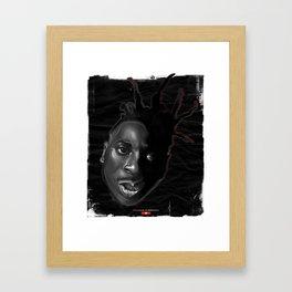 Ol Dirty Bastard Framed Art Print