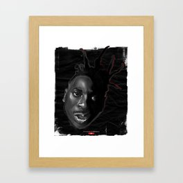 Ol Dirty Bastard Framed Art Print