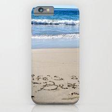 Life's a Beach Slim Case iPhone 6s