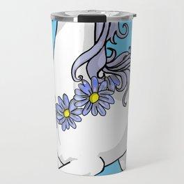 Cute Unicorn Travel Mug