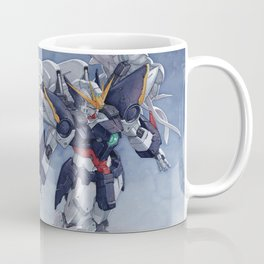 Wing Zero watercolor Coffee Mug
