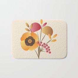 Memorable Florals Bath Mat