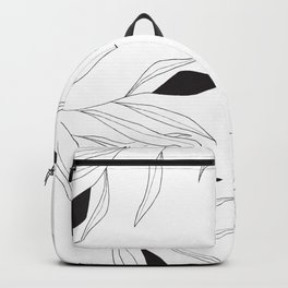 Familiar Shapes Backpack
