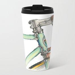 Bianchi Pista Classica Metal Travel Mug