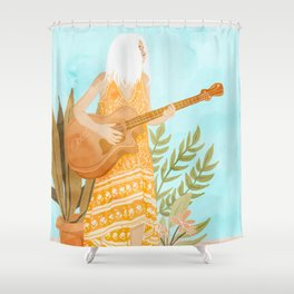 Music Soothes My Soul Shower Curtain