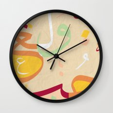 Love & passion  Wall Clock