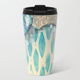 Sand And Sea Travel Mug